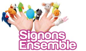 atelier signe avec bébé communication gestuelle