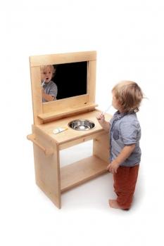 Lavabo Montessori Damien Woodcraft